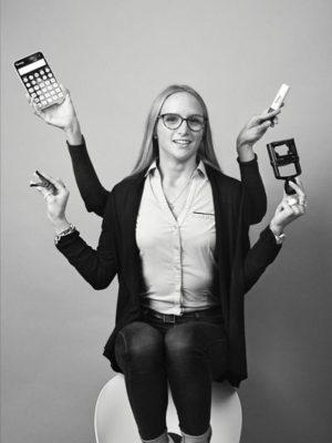 Marie LARANT LESAGE - Assistante de gestion
