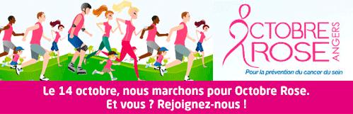 Atrihom participe à Octobre Rose le 14 octobre prochain