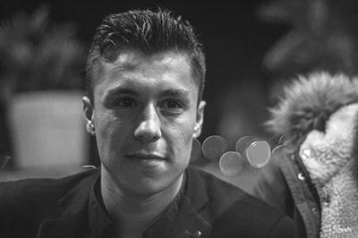 Portrait de Baptiste Felgerolles, pilote moto sponsorisé par Atrihom