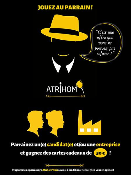 Atrihom'Rbis, le programme de parrainage d'Atrihom