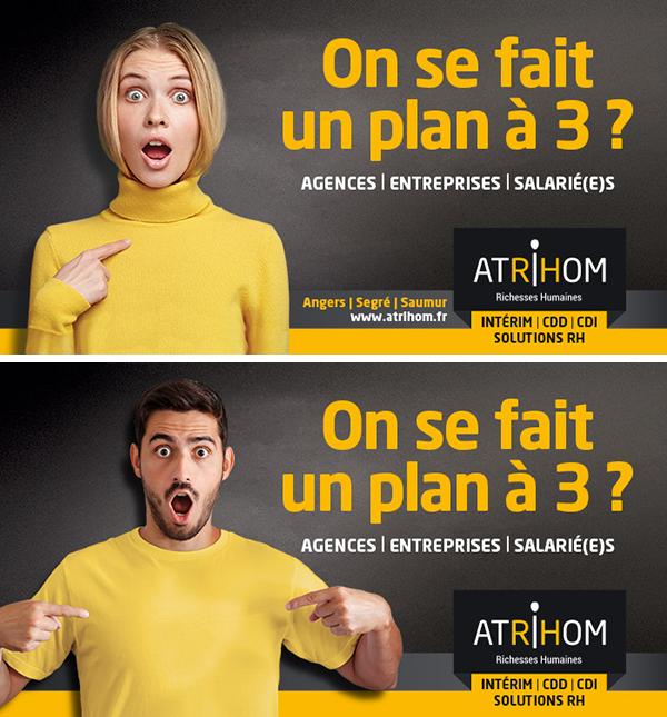 Découvrez la nouvelle campagne de notoriété d'Atrihom !