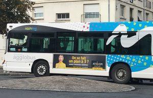 Une nouvelle campagne de notoriété pour Atrihom à Saumur