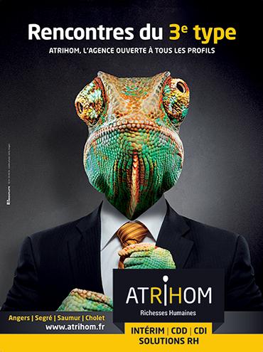 La campagne de notoriété 2020 d'Atrihom